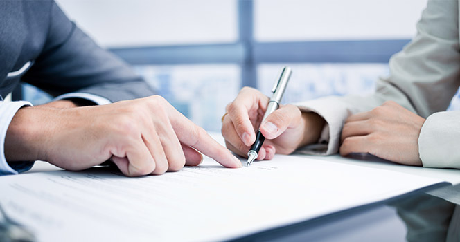 an image for postnuptial agreement