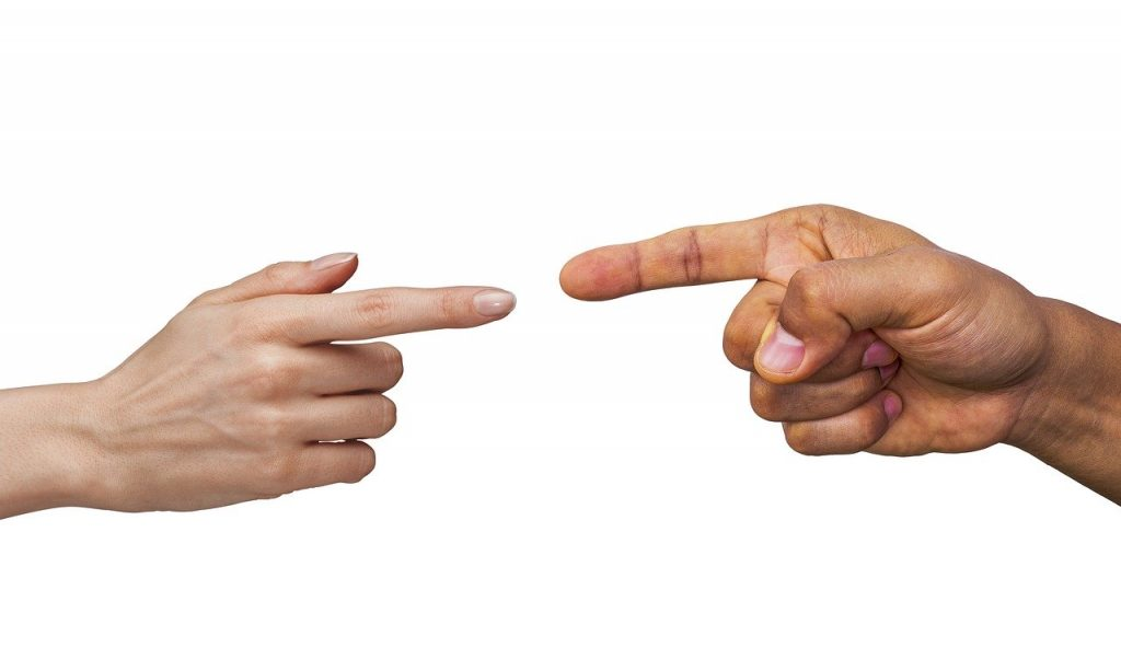 fighting might still happen during uncontested divorce process